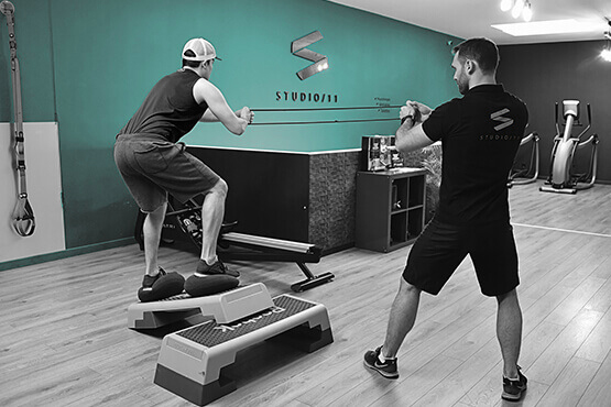 studio 11 personal training